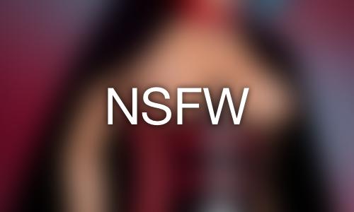HD NSFW Artwork Download: Vampire Woman