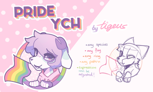 [YCH] Pride Month Icon