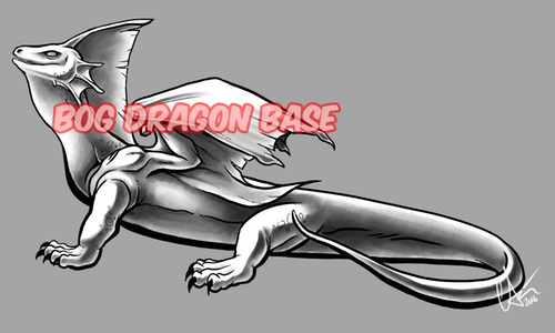 Bog Dragon Base