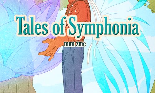 Tales of Symphonia Zine