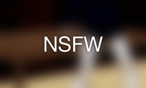HD NSFW Artwork Download: Grey Turing, the Office Slut.